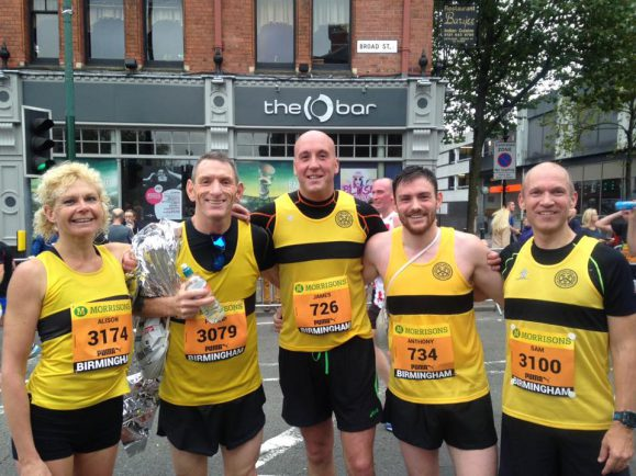 Runners Rise To The Second City Challenge The Stratford