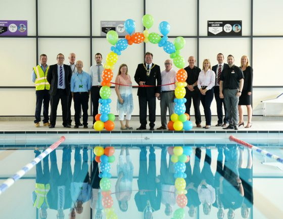 New swimming pools opened as part of 5million stratford Stratford swimming pool opening times
