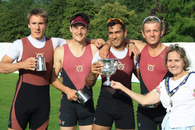 Another Henley win for Stratford Boat Club | The Stratford Observer