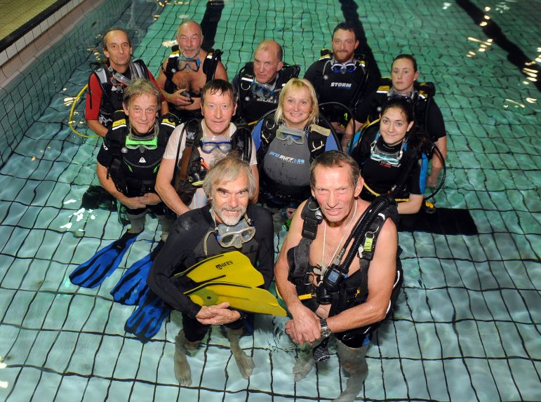 Dive Down With Stratford Upon Avon Sub Aqua Club The Stratford Observer