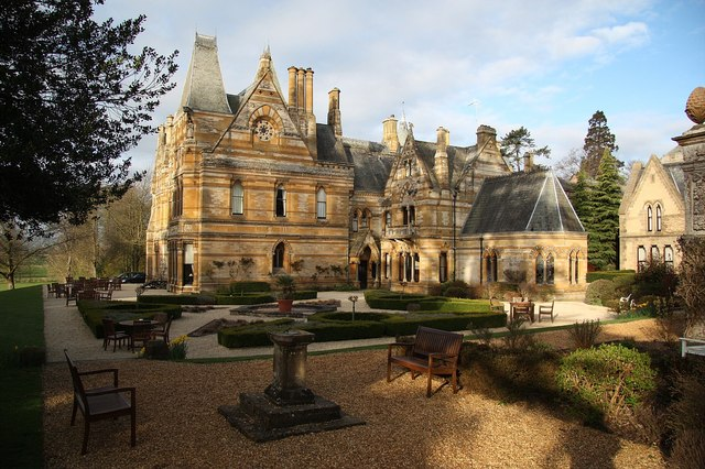 Ghostly Goings On At Ettington Hotel The Stratford Observer