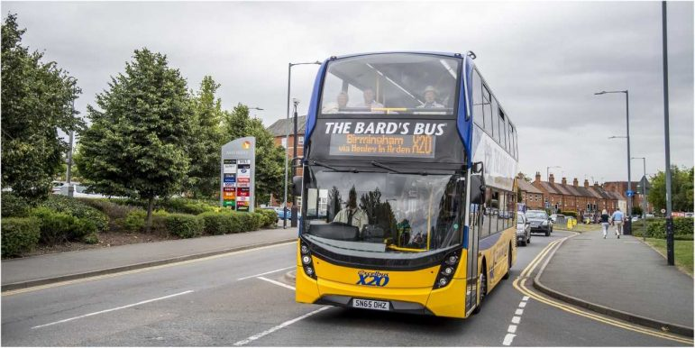 Johnsons make bus timetable changes | The Stratford Observer